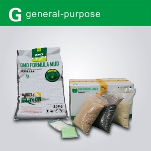 G Series(General-purpose formulated mud)