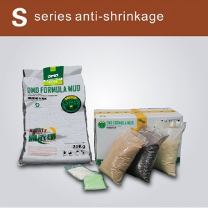 S Series(Shrinkage-proof formulated mud)