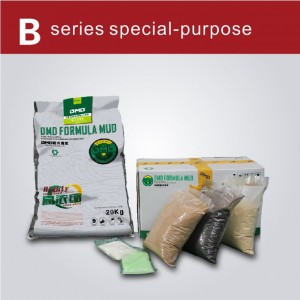 B Series(Breaking laver anti-collapse formulated mud)